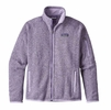 Patagonia Womens Better Sweater Fleece Jacket Petoskey Purple