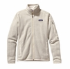 Patagonia Womens Better Sweater Fleece Jacket Raw Linen