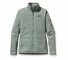 Patagonia Womens Better Sweater Fleece Jacket Verdigris