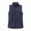 Patagonia Womens Better Sweater Fleece Vest Classic Navy