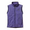 Patagonia Womens Better Sweater Fleece Vest Violetti