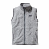 Patagonia Womens Better Sweater Vest Birch White
