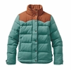 Patagonia Womens Bivy Down Jacket Mogul Blue