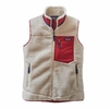 Patagonia Womens Classic Retro-X Fleece Vest Natural