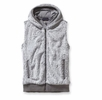 Patagonia Womens Conejo Fleece Vest Feather Grey (Autumn 2014)