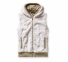 Patagonia Womens Conejo Fleece Vest Raw Linen (Autumn 2014)