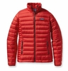 Patagonia Womens Down Sweater Cochineal Red
