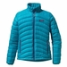 Patagonia Womens Down Sweater Curacao with Blue Butterfly  (Autumn 2013)