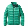 Patagonia Womens Down Sweater Jacket Aqua Stone