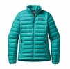 Patagonia Womens Down Sweater Jacket Epic Blue