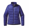 Patagonia Womens Down Sweater Jacket Harvest Moon Blue