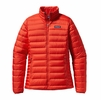 Patagonia Womens Down Sweater Jacket Turkish Red