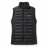 Patagonia Womens Down Sweater Vest Black
