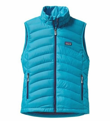 Patagonia Womens Down Sweater Vest Curacao (Autumn 2013)