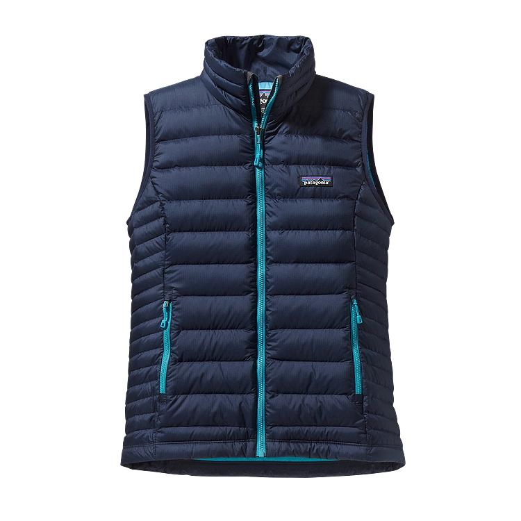 Blue Womens Sweater Vest 27