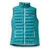 Patagonia Womens Down Sweater Vest Tobago Blue