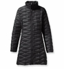 Patagonia Womens Fiona Down Parka Black