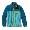 Patagonia Womens Full-Zip Snap-T Fleece Jacket Ultramarine