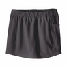 Patagonia Womens Happy Hike Skort Ink Black
