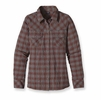 Patagonia Womens Highlands Shirt Featherweight: Nickel (Autumn 2012)