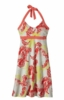 Patagonia Womens Iliana Halter Dress Palm Spring Dress: Catalan Coral (Spring 2014)