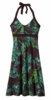 Patagonia Womens Iliana Halter Dress Palm Spring Dress: Whiskey Plum (Spring 2014)