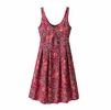 Patagonia Womens Laurel Ridge Dress Dropdot: Craft Pink