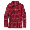 Patagonia Womens Long-Sleeved Fjord Flannel Shirt Blythe: Radiant Magenta