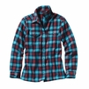 Patagonia Womens Long-Sleeved Fjord Flannel Shirt Potter: Sumac Red