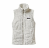 Patagonia Womens Los Gatos Fleece Vest Birch White