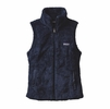 Patagonia Womens Los Gatos Fleece Vest Navy Blue