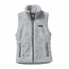 Patagonia Womens Los Gatos Fleece Vest Pebble Grey