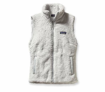 Patagonia Womens Los Gatos Vest Tailored Grey