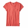 Patagonia Womens Mainstay Tee Carve Coral