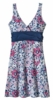 Patagonia Womens Margot Dress Big Poppy: Glass Blue (Spring 2014)