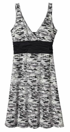 Patagonia Womens Margot Dress Sizzling Sun: Black (Spring 2014)