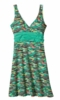 Patagonia Womens Margot Dress Sizzling Sun: Desert Turquoise (Spring 2014)