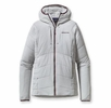 Patagonia Womens Nano-Air Hoody Tailored Grey