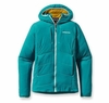 Patagonia Womens Nano-Air Hoody Tobago Blue