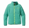 Patagonia Womens Nano-Air Jacket Aqua Stone