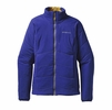 Patagonia Womens Nano-Air Jacket Harvest Moon Blue