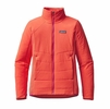 Patagonia Womens Nano-Air Light Hybrid Jacket Carve Coral