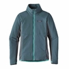 Patagonia Womens Nano-Air Light Hybrid Jacket Nouveau Green