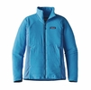 Patagonia Womens Nano-Air Light Hybrid Jacket Radar Blue