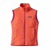 Patagonia Womens Nano-Air Light Hybrid Vest Carve Coral