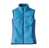 Patagonia Womens Nano-Air Light Hybrid Vest Radar Blue