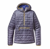 Patagonia Womens Nano Puff Bivy Pullover Lupine