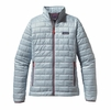 Patagonia Womens Nano Puff Jacket Dusk Blue