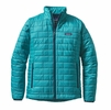 Patagonia Womens Nano Puff Jacket Epic Blue XS