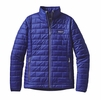 Patagonia Womens Nano Puff Jacket Harvest Moon Blue